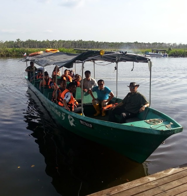 Monkey Tops Safari River Cruise Borneo StarCruise